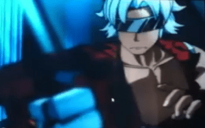 blindFOLDED 300x188 Bakugan BakuTech Episode 36: His name is Mister Up