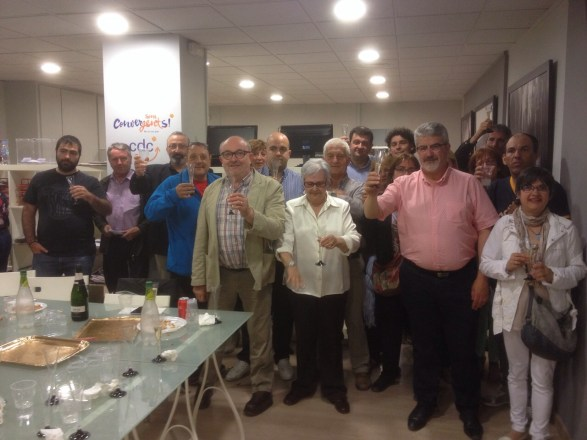 CiU, força més votada (Autor: Balaguer Televisió)