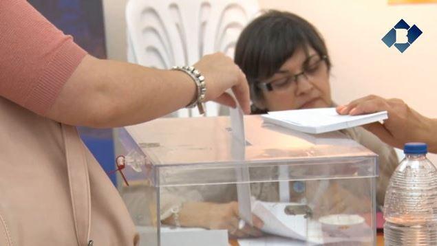 Moment d'una votació (Autor: Balaguer TV)