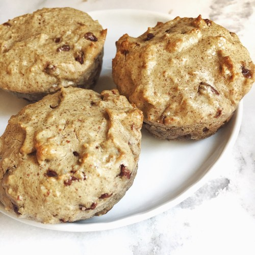 Post Workout Protein Muffins