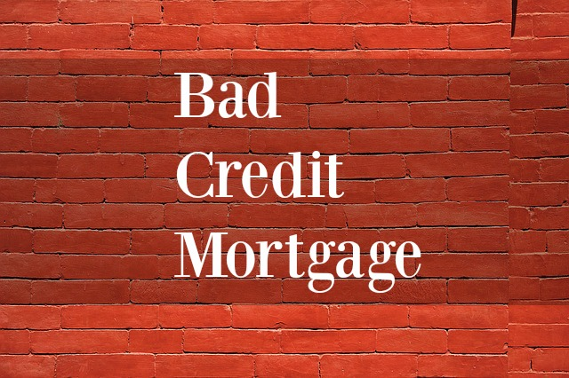 how to find a home loan with bad credit