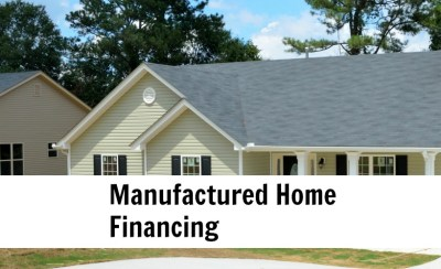 Manufactured Home Loans Bad Credit No Down Payment | Taraba Home Review