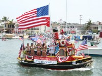 Old Glory Boat Parade - 4th of July | Balboa Island Events ...