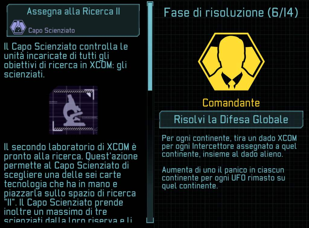 Se necessario L'app ci ricorda regole e procedure