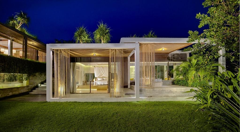 Architecture du0027une maison de luxe à Bali #Architecture #design