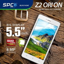 SPC Z2 Orion, Penuhi Gaya Hidup Masa Kini