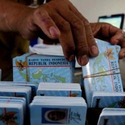 Bali Kekurangan 70 Ribu Blanko E-KTP