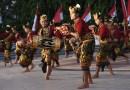 Parade Baleganjur Serangan Umum Denpasar Berlangsung Meriah