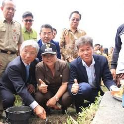 Pembangkit Listrik Tenaga Mikro Hidro Dibangun di Desa Jatiluwih