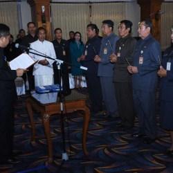 Enam Pejabat Pemkot Dilantik