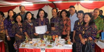 Ayu Pastika Bawa Pangan Lokal Bali di Lomba Cipta Menu B2SA