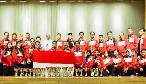 """Wing Chun Indonesi Sabet Juara Umum """"The 4th Ip Man Ving Tsun Match"""""""