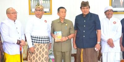 Gubernur Pastika Apresiasi Terbentuknya Paiketan Krama Bali