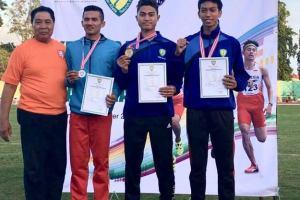 Sabet 6 Emas, Bali Tembus 4 Besar Kejurnas Atletik 2017