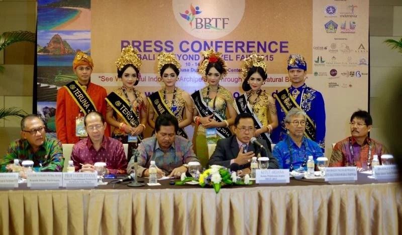 Bali Beyond Travel Fair | Bali International Event 2016