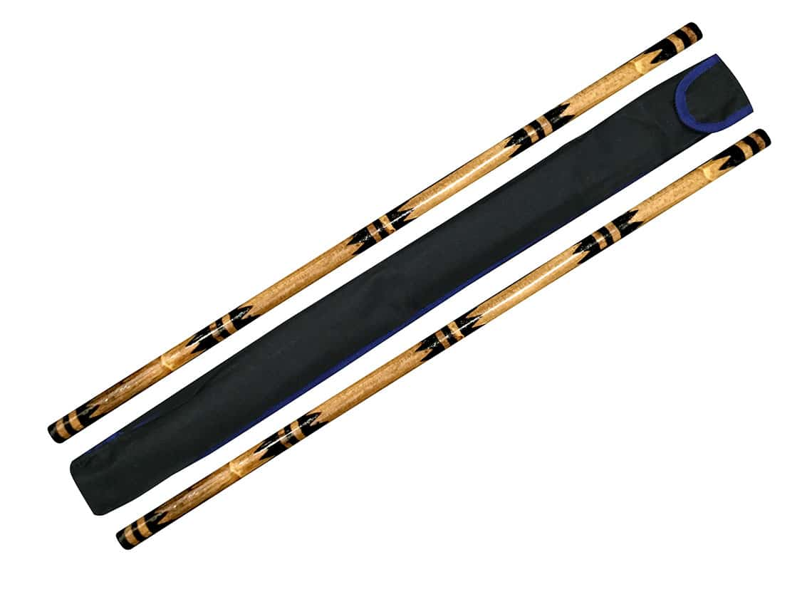 Balintawak Arnis Stick With Nylon Case