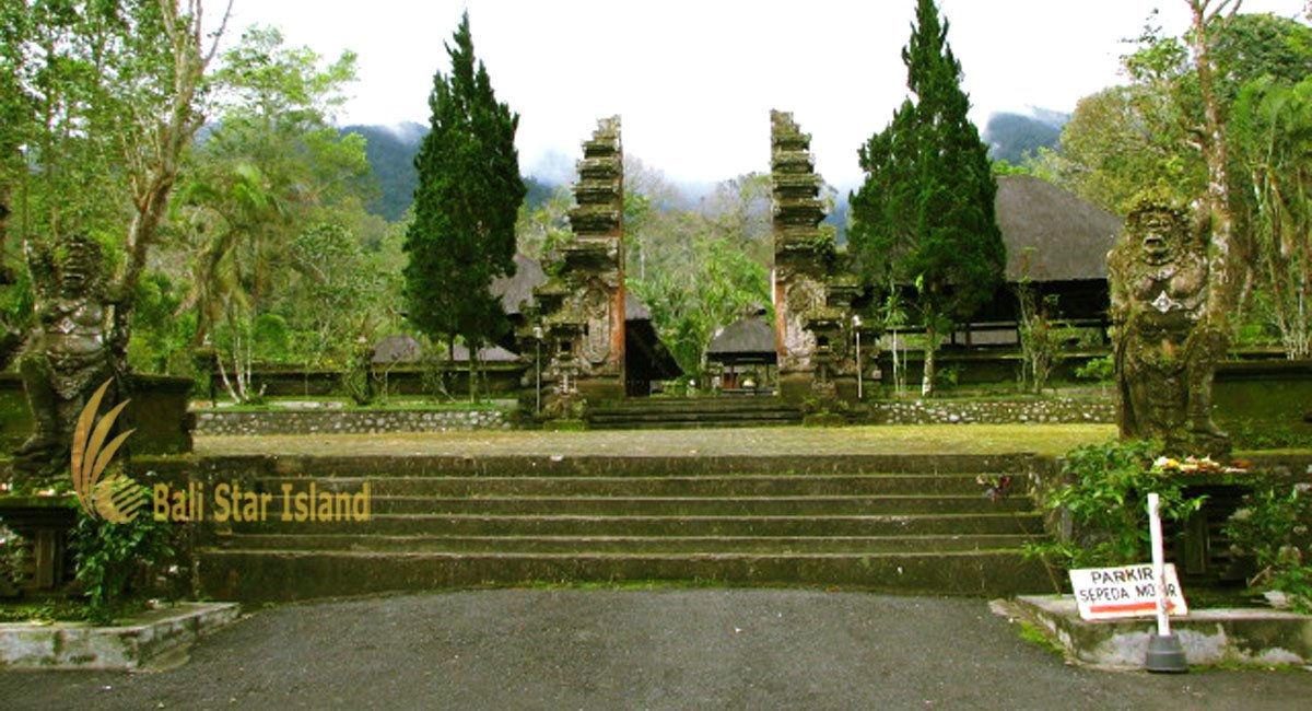 Watukaru Temple | Pura Batukaru – Bali Places of Interest