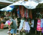 shirt, souvenirs, ubud, bali, art, market, traditional, art market, ubud art market