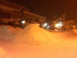 Winter in Kosovo