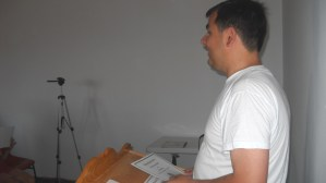 English Course Project Year 2012-2013
