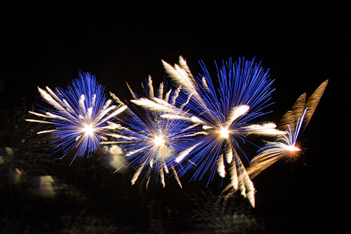 feu artifice 14 juillet 2015 annecy