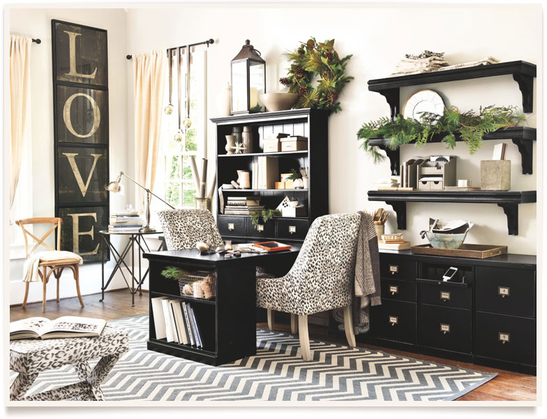 Katherine Home Office Furniture Collection Ballard Designs