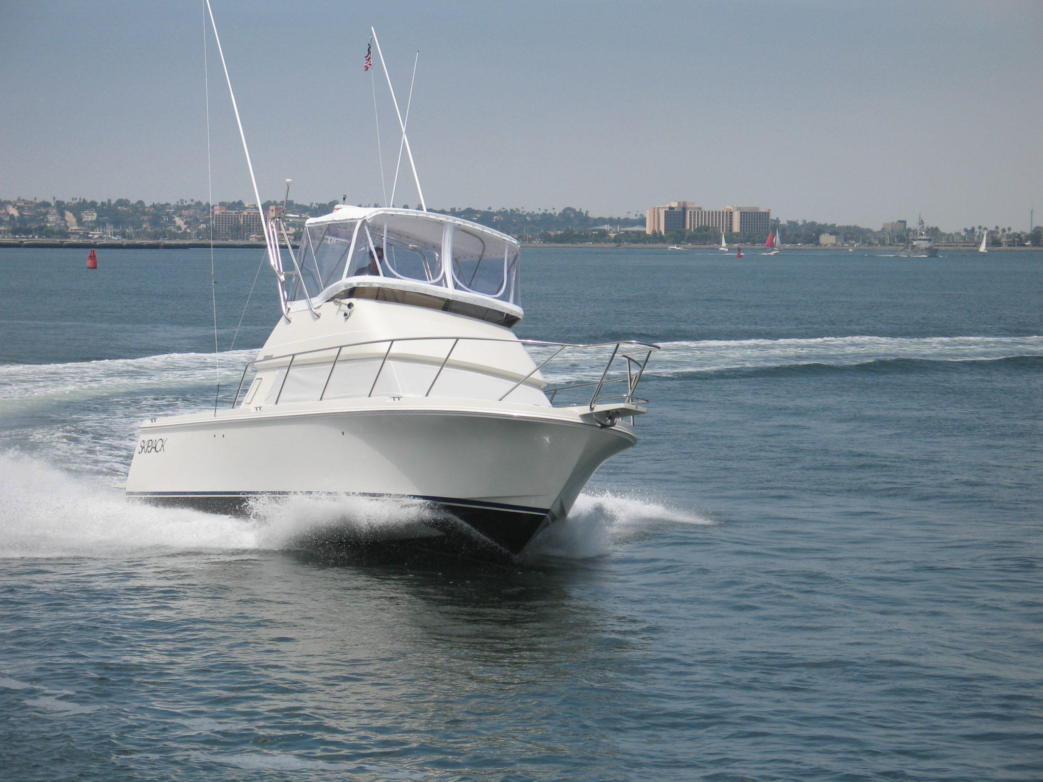 used skipjack boats for sale in san diego
