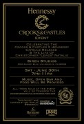 Hennessy x Crooks & Castles