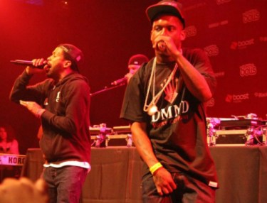 Murs and Fashawn
