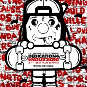 DJ Drama and Lil Wayne - Dedication 4 cover
