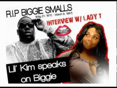 Lil Kim Says Biggie's Murder Is 'Deeper Than You Think', Blames Government
