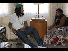 Waka Flocka Surprises Fan By Visiting Her Hotel Room