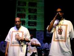 Snoop Dogg, Warren G & Dogg Pound Honor Nate Dogg At SXSW