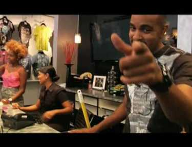 A Day in the Life with Darkchild Artist, Verse Simmonds (pt. 2)
