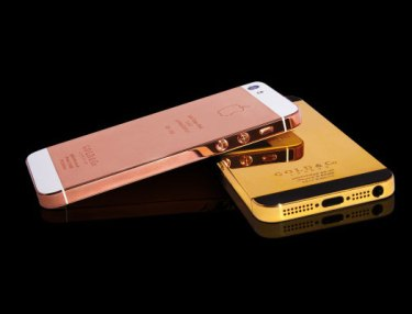 Gold & Co iPhone 5