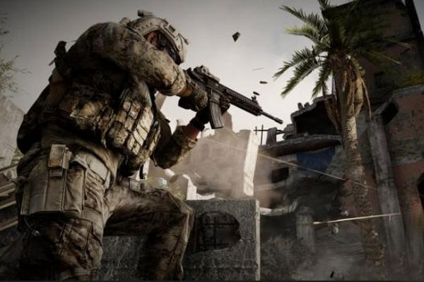 Medal of Honor: Warfighter - Zero Dark Thirty Map Pack