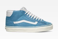 Vans California Collection Spring 2013: Suedes Pack