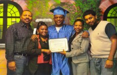 Lil Boosie gets his GED in prison.