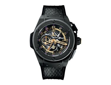 Hublot x Kobe Bryant - King Power Black Mamba Chronograph