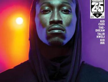 Future on cover of June/July 2013 issue of The Source.