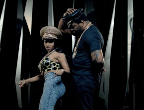 Busta Rhymes ft. Nicki Minaj: Twerk It (Music Video)