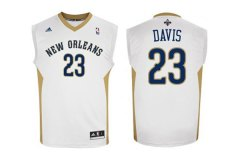 New Orleans Pelicans uniforms