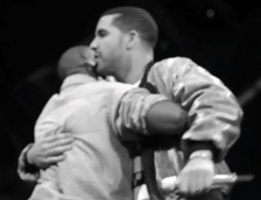 Drake Unites With Kanye West At OVO Fest, Calls It 'Most Important Moment'