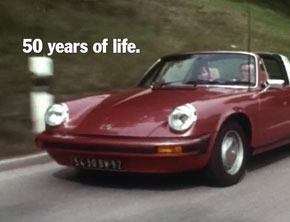 50 Years Of Highlights: The Porsche 911