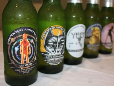 Beck's 2013 Art Labels