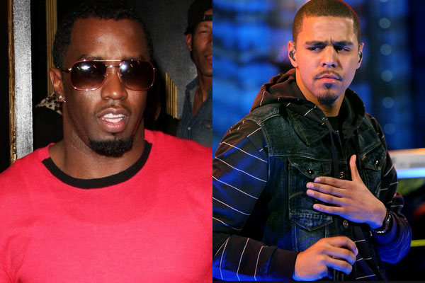 Diddy vs J. Cole