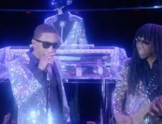 Daft Punk ft. Pharrell - Lose Yourself To Dance (Music Video)