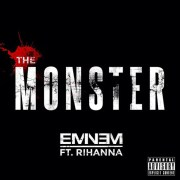 Eminem x Rihanna - The Monster single