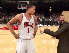 Woah! 'NBA 2K14' Unveils Unreal In-Game Interviews!