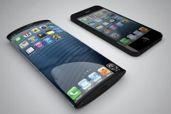 Apple curved screen iPhone